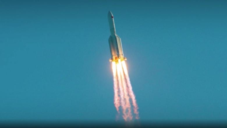 """صاروخ صيني """"تائه"""" يندفع نحونا بسرعة هائلة.. ربما يضرب هذه المنطقة خلال أيام"""