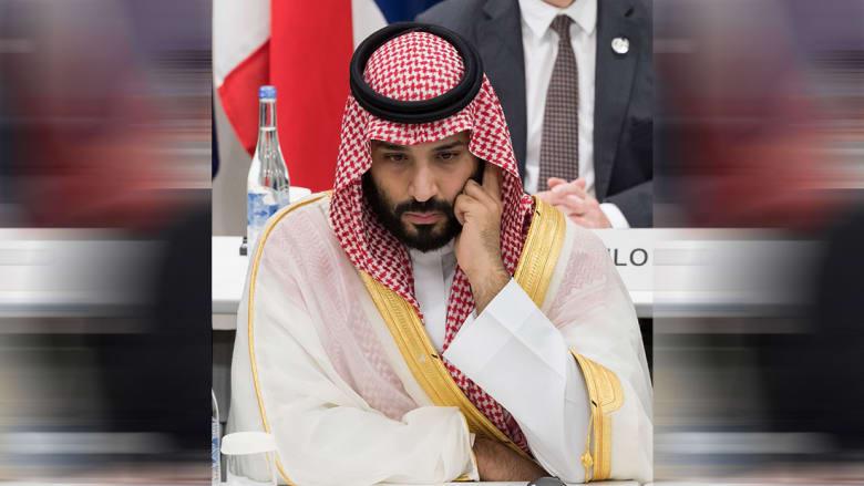 صورة أرشيفية لولي العهد السعودي، الأمير محمد بن سلمان في قمة العشرين 2019