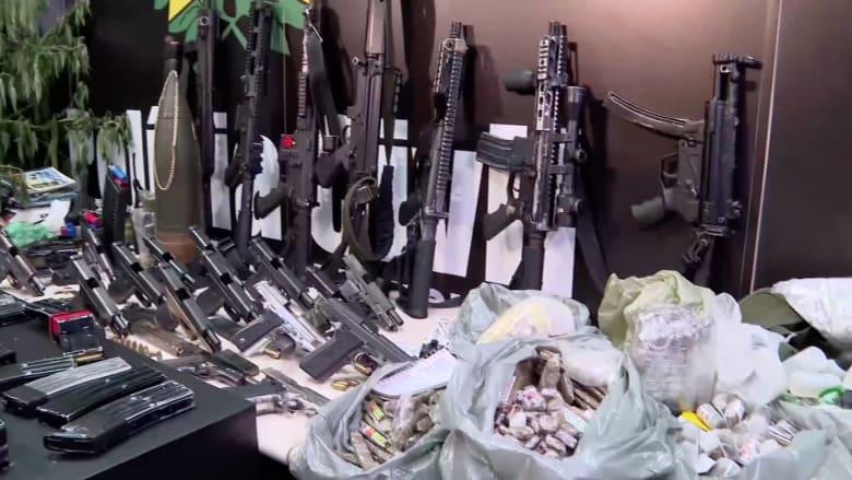 معركة تودي بحياة 25 شخصاً.. شرطة البرازيل تشن مداهمة لمكافحة المخدرات