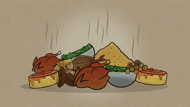 7 نصائح لحفط بقايا الطعام خلال رمضان