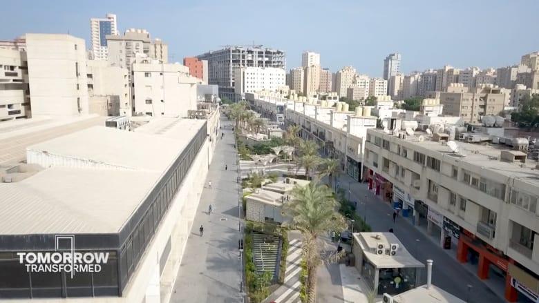 شاهد كيف تخطط الكويت لإفراغ الشوارع من السيارات وإعادة تخطيط البلاد