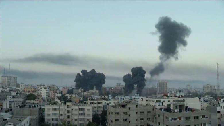 جحيم في مكان صغير.. لا إشارات لتراجع التصعيد بين الفلسطينيين والإسرائيليين