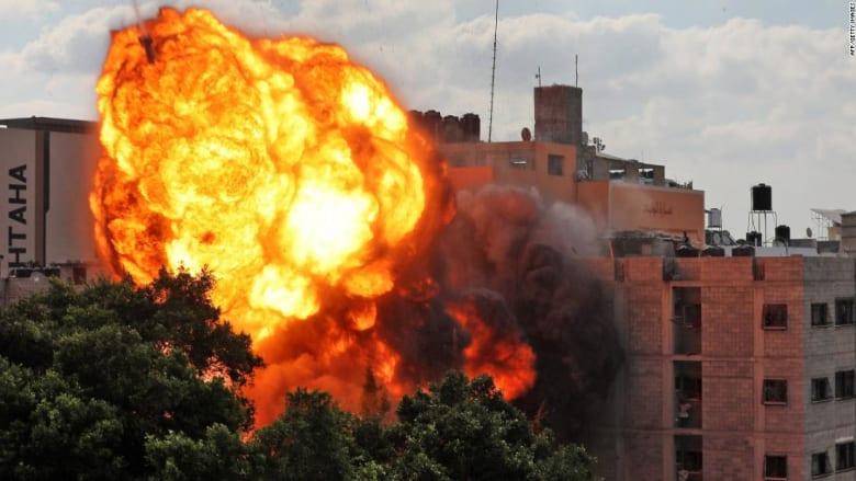 حماس تنشر فيديو دعائي جديد عن أسلحتها.. والعنف يتواصل بشوارع إسرائيل