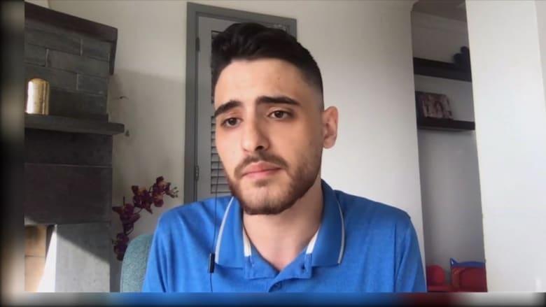 """تفاعل واسع على لقاء محمد الكرد من """"الشيخ جراح"""" مع CNN ما الذي قاله عن قضية الحي؟"""