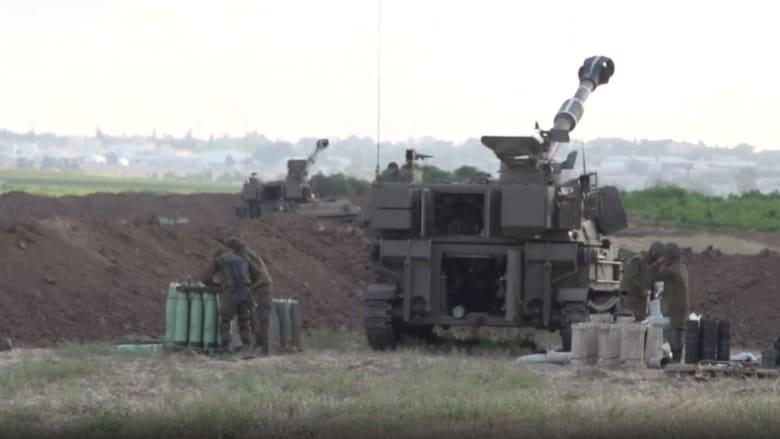 مراسل CNN: المعارك تعيق تلقيح سكان غزة.. والتوغل البري الإسرائيلي لا يبدو وشيكا