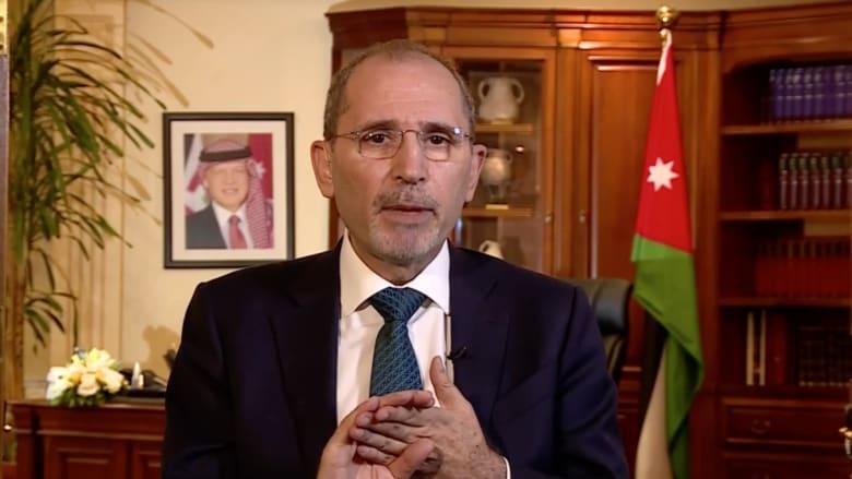 أيمن الصفدي لـCNN: ممارسات إسرائيل أشعلت الصراع وفهمنا أنها ترفض وقف إطلاق النار