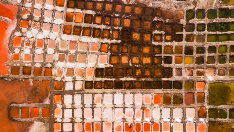خور الملح في سلطنة عمان