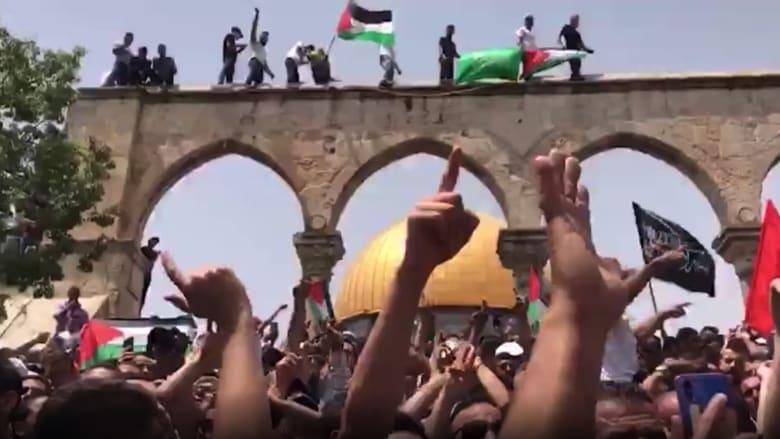 الفلسطينيون يحتفلون وخيبة أمل في إسرائيل.. كيف اختلف المشهد بعد وقف اطلاق النار؟