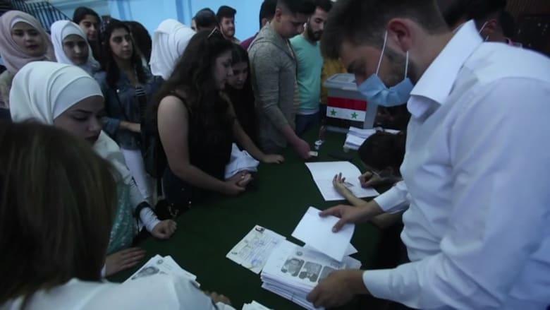 فتح باب الاقتراع بالانتخابات الرئاسية السورية.. ودول الغرب تصدر بايناً ضده