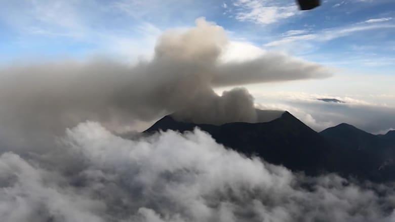 الكونغو تُضرب بـ92 زلزالا بيوم واحد.. واستمرار المخاوف من ثوران بركاني ثان