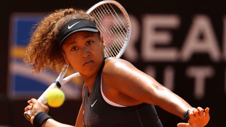 نعومي أوساكا تناقش صحتها العقلية بعد انسحابها من بطولة فرنسا المفتوحة.. وسيرينا ويليامز: أتمنى أن أعانقها