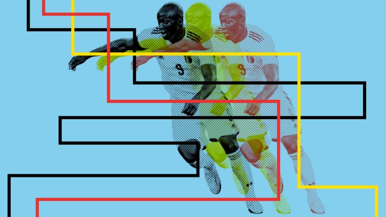 صعود الشياطين الحمر.. كيف أصبح منتخب بلجيكا لكرة القدم الأول على العالم؟