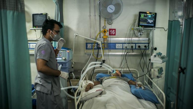 """دراسة: يزيد متغير """"دلتا"""" لفيروس كورونا من خطر الذهاب للمستشفى بمقدار الضعف تقريباً"""