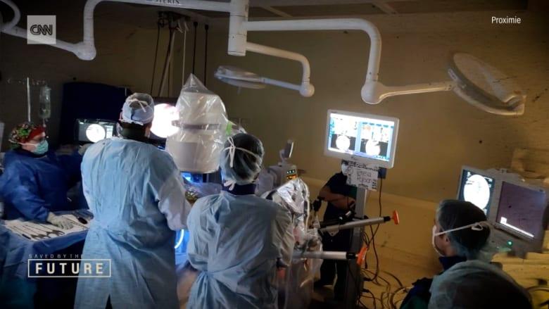 بإمكان أطباء الجراحة إجراء عمليات من أي مكان بالعالم الآن.. لمن الفضل؟