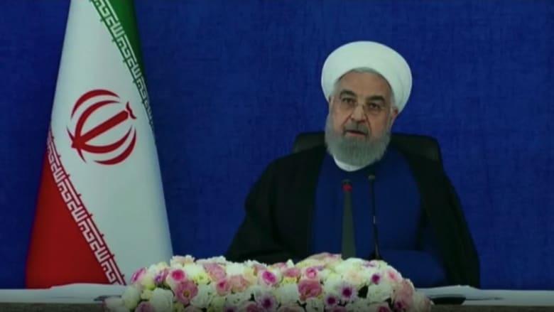 روحاني يهنئ خليفته في الانتخابات الرئاسية الإيرانية