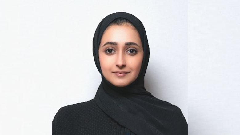 الناشطة الإماراتية آلاء الصديق