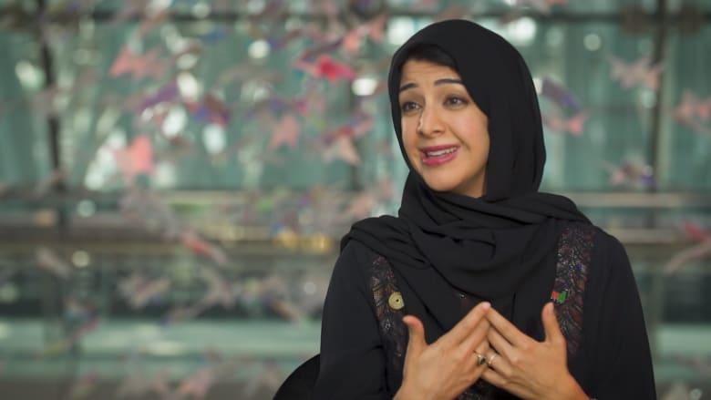 """مجموعة خاصة بالنساء العربيات والمسلمات في جناح المرأة بـ""""إكسبو 2020"""""""