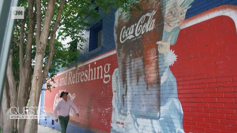 """داخل """"عالم كوكا كولا"""" بأمريكا.. حيث أغرب نكهات المشروبات من حول العالم"""