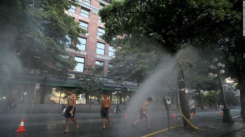 موجة حر غير مسبوقة تضرب كندا وتقتل 230 شخصًا