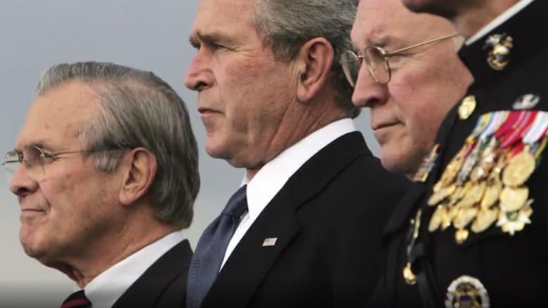 """من """"بطولة 11 سبتمبر"""" إلى """"فضيحة أبوغريب"""".. من هو دونالد رامسفيلد؟"""