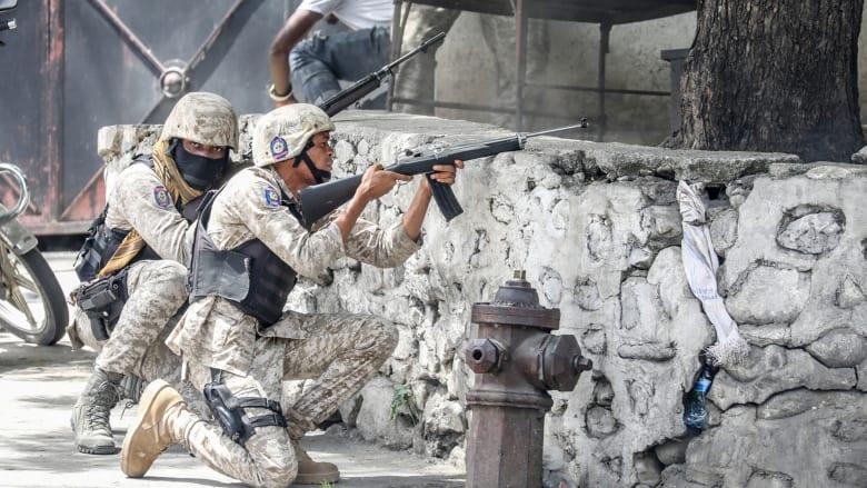 لحظة اغتيال رئيس هايتي.. كيف اقتحم المهاجمون مقر مويس الخاص؟