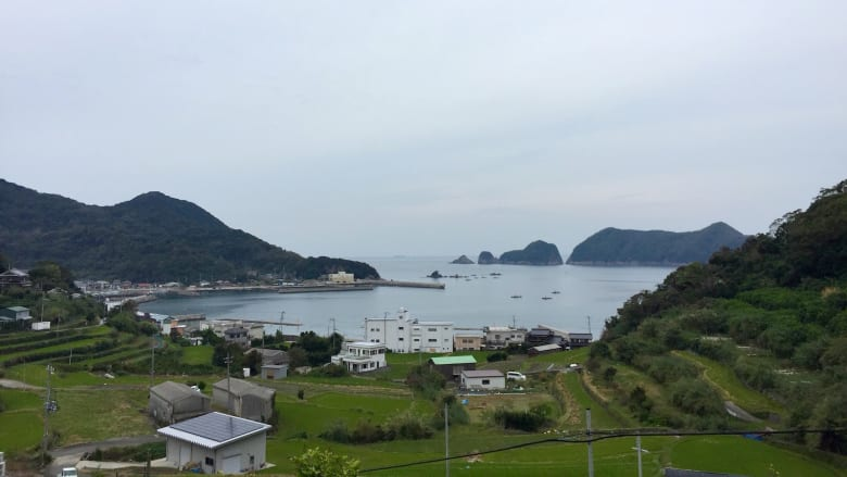 كيف تبدو تجربة الاختفاء في قرية يابانية صغيرة