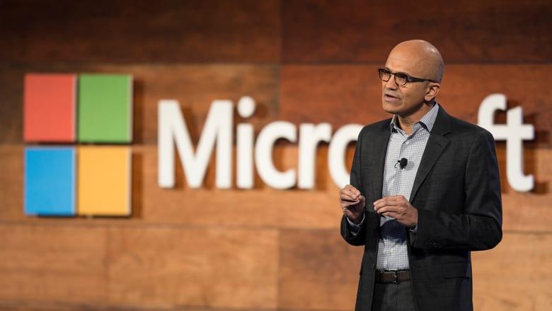 الرئيس التنفيذي لشركة مايكروسوفت يشارك دروس القيادة التي تعلمها أثناء الجائحة
