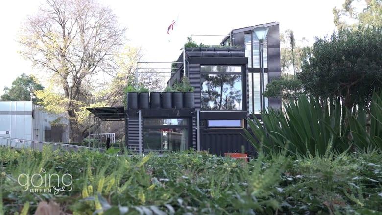 شاهد.. منزل المستقبل الذي ينتج الغذاء والطاقة والأكثر استدامة على الإطلاق