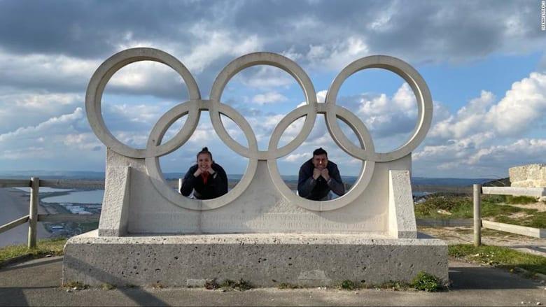 بريطانيان يحاكيان المنافسة في كل رياضة أولمبية.. لماذا؟