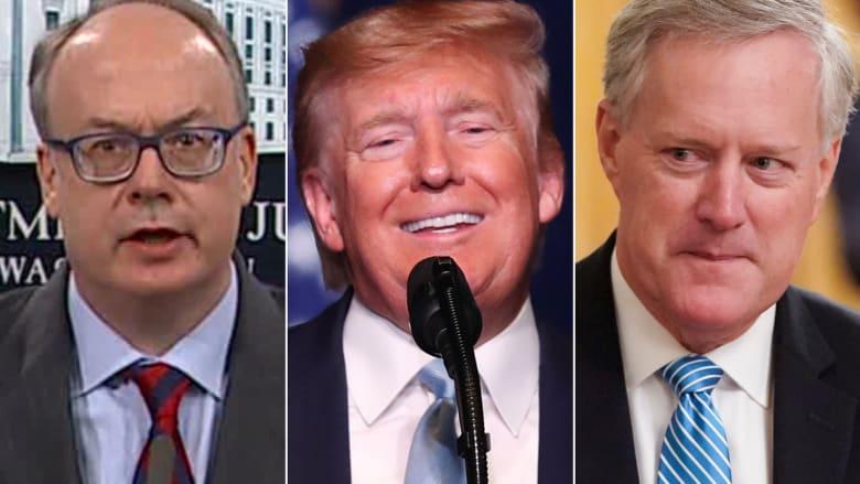 باللوحة التفاعلية.. محاولة ترامب الانقلابية: من هم المطّلعون وهل سيدلون بشهاداتهم؟