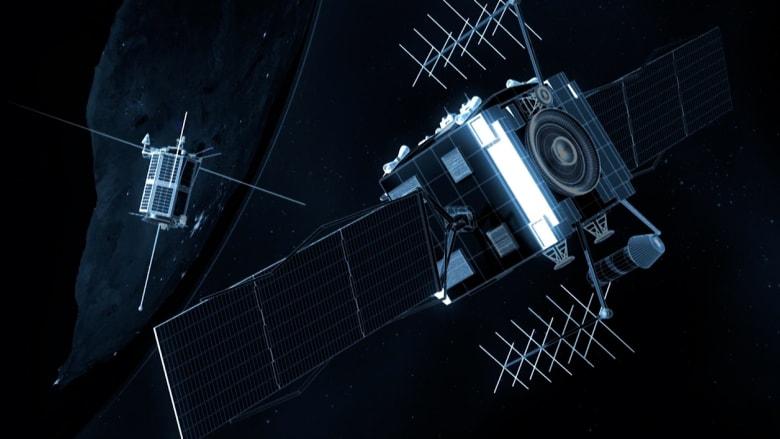 كاميرا CNN تلقي نظرة حصرية على قوة الفضاء الأمريكية ضد الهجمات على أقمارها الصناعية