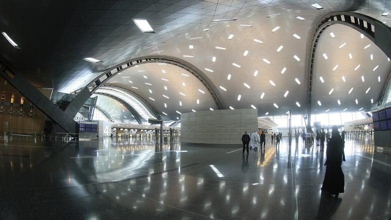 مطار حمد الدوليفي قطر