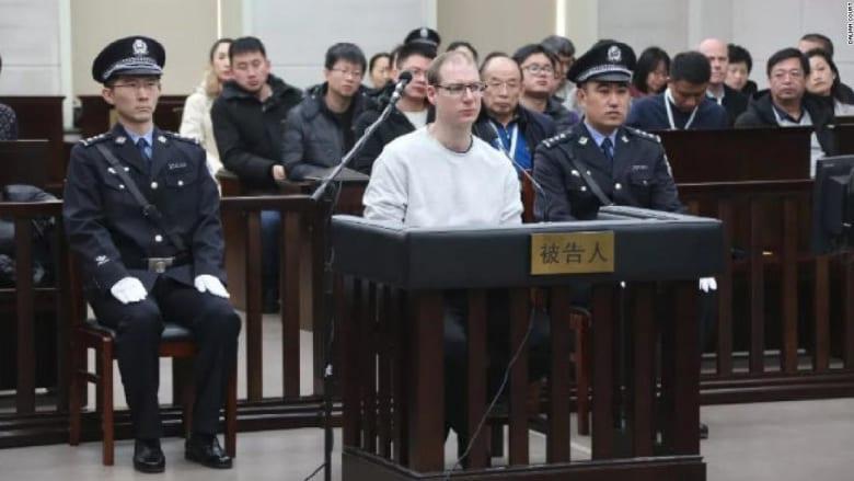 محكمة صينية ترفض استئناف كندي ضد حكم الإعدام بتهمة تهريب المخدرات