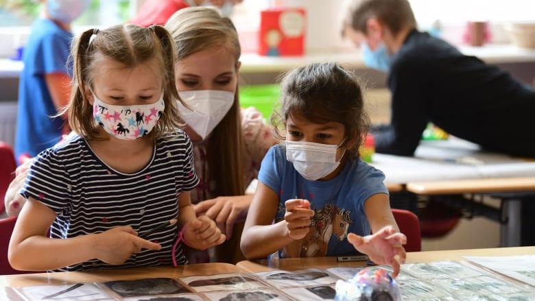 ما هي أفضل الكمامات للأطفال لحمايتهم من الاصابة بفيروس كورونا؟