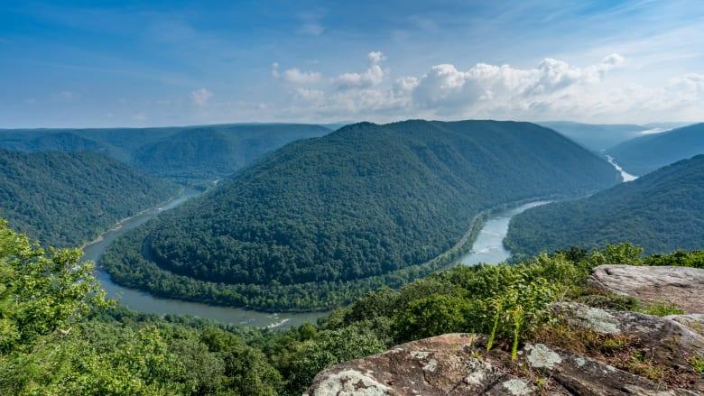 """أحد أقدم الأنهار في العالم.. تعرف على نهر جورج """"الجديد"""""""