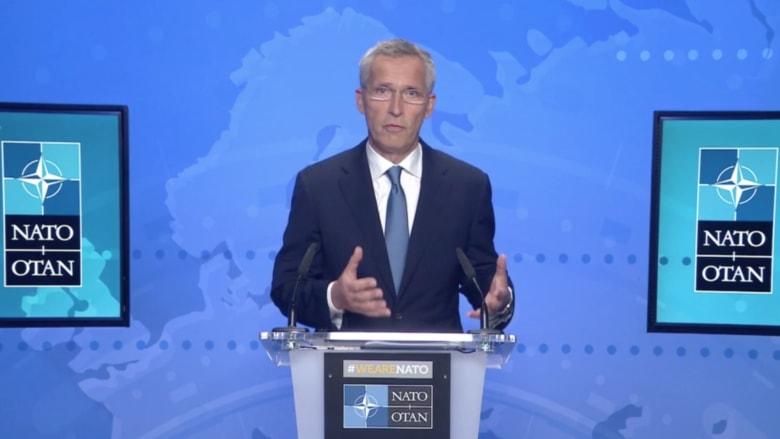 هل كان الانسحاب من أفغانستان أكبر كارثة في تاريخ الناتو؟ أمين عام الحلف يرد