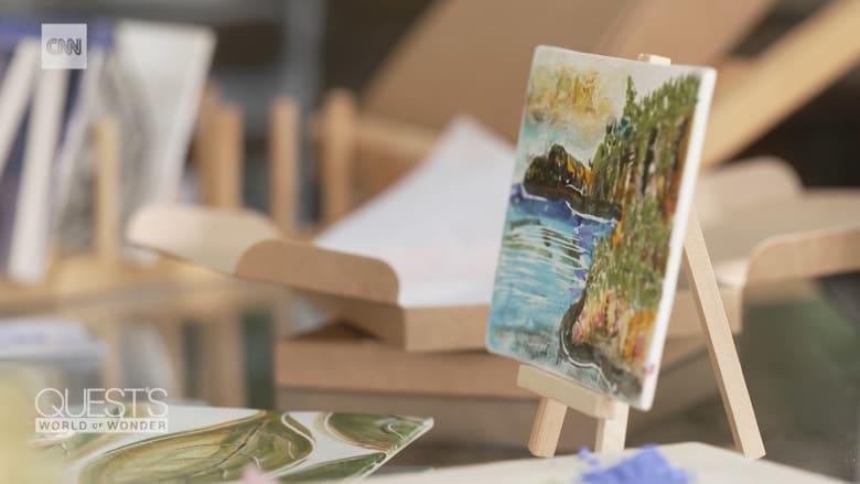 حديقة مخفية في اسبانيا تساعدك على توثيق سحر ساحل كوستل ديل سول الرائع