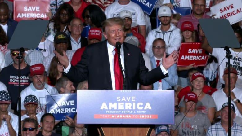 بعد أن كانوا يهتفون له.. شاهد لماذا تعرض ترامب لصيحات استهجان من قبل حشود من أنصاره