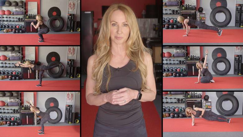 تمارين لـ 10 دقائق تزيد من قوة ومتانة أجسامكم والشعور بشكل أفضل