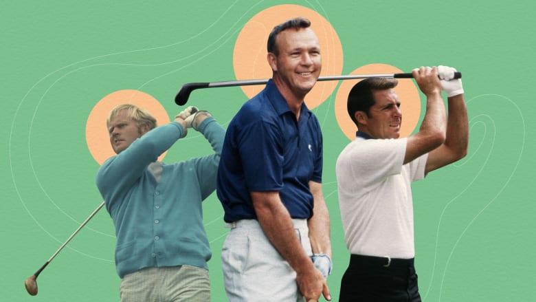 ما الذي كان يميز أسطورة الغولف أرنولد بالمر؟ صديقاه ومنافساه يجيبان