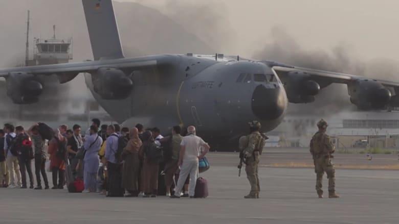 آخر مستجدات عمليات الإجلاء من أفغانستان