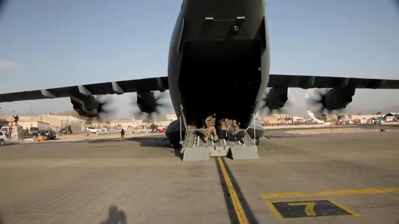 جهود الإجلاء الأمريكية من أفغانستان تدخل المرحلة النهائية