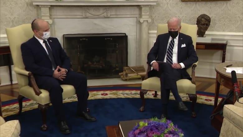 كل ما تحتاج معرفته عن زيارة بينيت إلى أمريكا.. وما دور أزمة الفلسطينيين؟