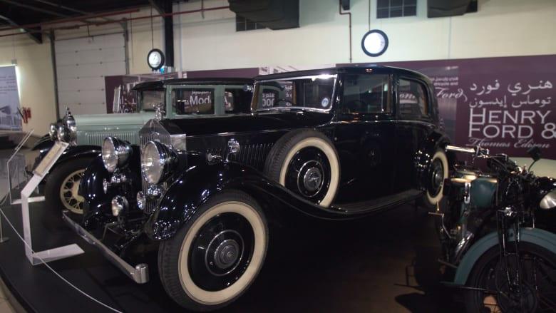 إليك ما يمكنك رؤيته في هذا المتحف للسيارات القديمة بالإمارات