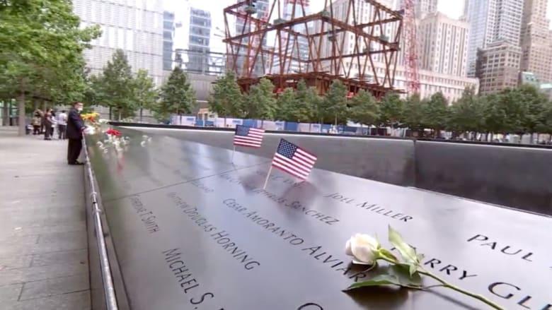 بايدن وأوباما وبوش يشاركون في إحياء الذكرى العشرين لهجمات 11 سبتمبر