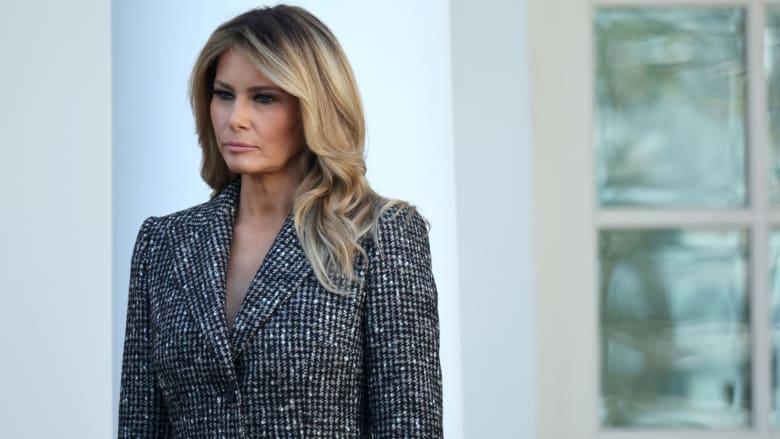 مصادر لـCNN: ميلانيا ترامب لا ترغب في العودة إلى البيت الأبيض