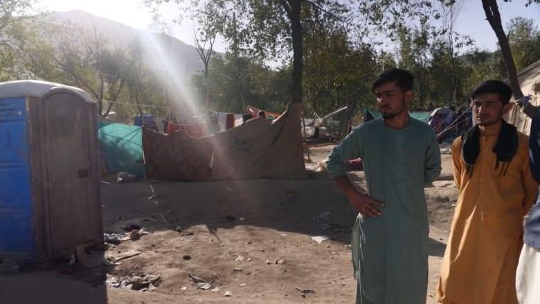 فقر وحياة في ساحات قذرة.. شاهد الأزمة الإنسانية التي يعيشها الناس في أفغانستان