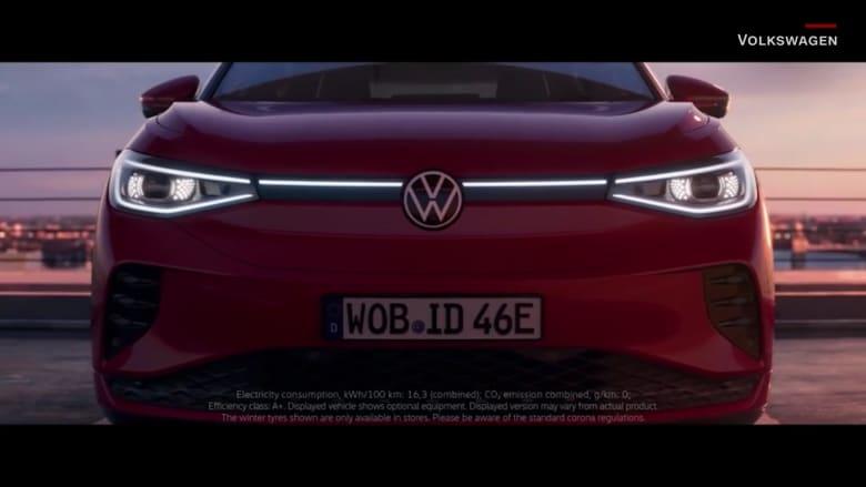 """فولكس فاجن تعلن عن سيارة """"آي دي لايف"""" في معرض السيارات"""