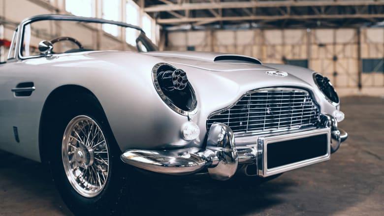 بسعر 123 ألف دولار.. شاهد سيارة جيمس بوند للأطفال من أستون مارتن