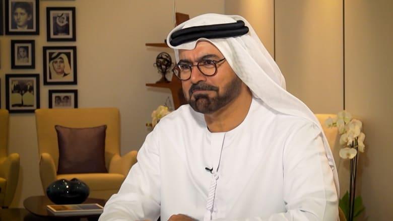 قرقاوي لـCNN: المنافسة مع السعودية صحية جدا.. ونتطلع لازدهار اقتصادي في المنطقة